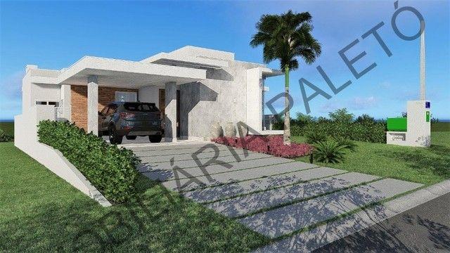 REF 2651 Casa em condomínio fechado, excelente localização, Imobiliária Paletó - Foto 3