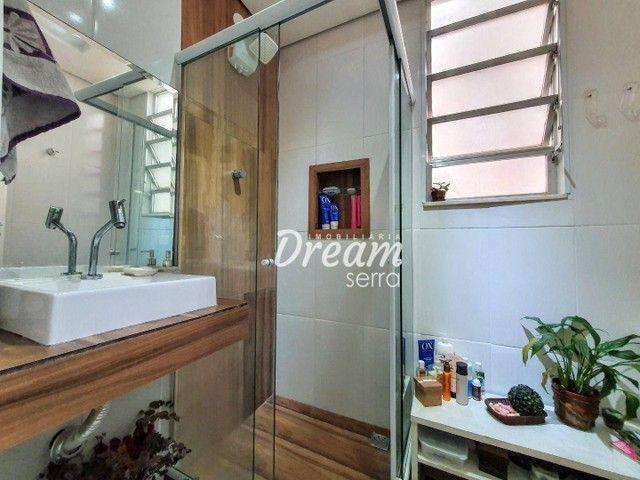 Apartamento com 3 dormitórios à venda, 70 m² por R$ 340.000,00 - Alto - Teresópolis/RJ - Foto 11