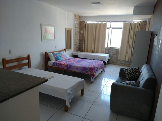Alugo kitnets Itapua. Particular ou Empresa. Hotel Apart&Residência Tropical Itapua   - Foto 3