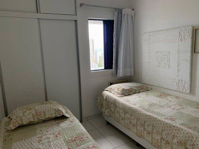 Apartamento em Boa Viagem, lindo, com 3 quartos, 2 vagas e vista mar. - Foto 11