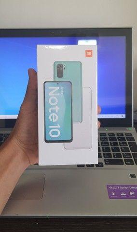 Xiaomi Redmi Note 10 64GB Cinza - Foto 4