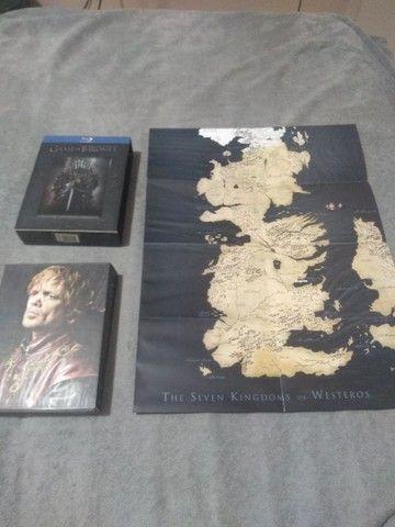 Box Raro - Blu-ray - Game of Thrones (1º Temporada)