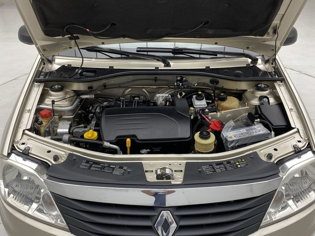 Renault LOGAN LOGAN Expression Flex 1.0 12V 4p - Foto 11