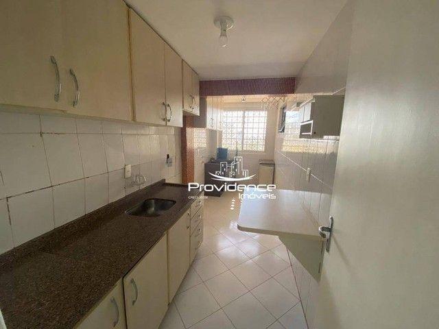 Apartamento com 3 dormitórios para alugar, 61 m² por R$ 1.250,00/mês - Centro - Cascavel/P - Foto 3