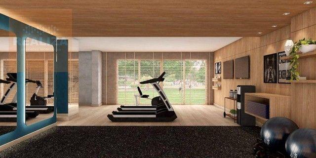 Apartamento com 3 dormitórios à venda, 120 m² por R$ 690.000 - Pedra - Eusébio/CE - Foto 12