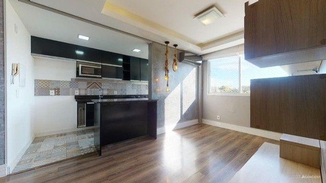 Apartamento Mobiliado com 59 m² de 2 dormitórios no Jardim Carvalho - Foto 6