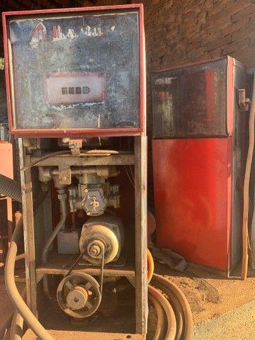 Bomba de óleo diesel - completa - Gilbarco - Filtro e prensa - Foto 5