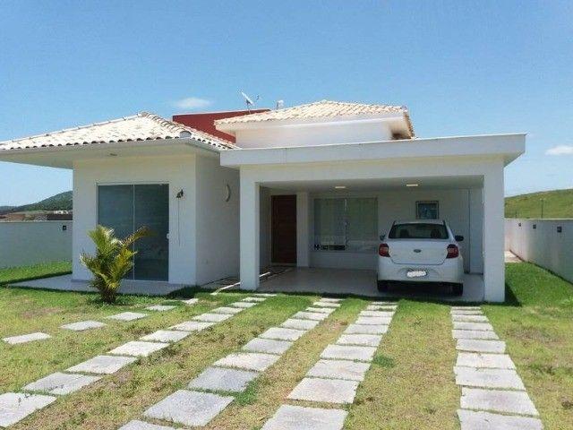 Leonardo - Casa de Condomínio com 3 Quartos e 3 banheiros 154 m² - Foto 2