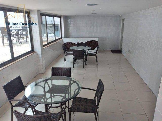Excelente Apartamento com 4 dormitórios à venda, 94 m² por R$ 600.000 - Boa Viagem - Recif - Foto 5