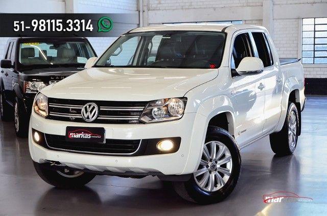 Volkswagen Amarok 2.0 HIGUILINE 4X4 4P