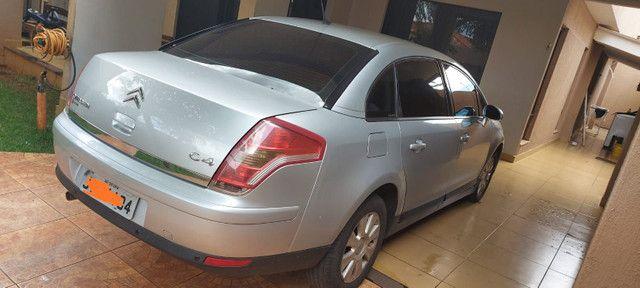 C4 Pallas Sedan GLX 2.0 Flex Aut 2009 - Foto 3