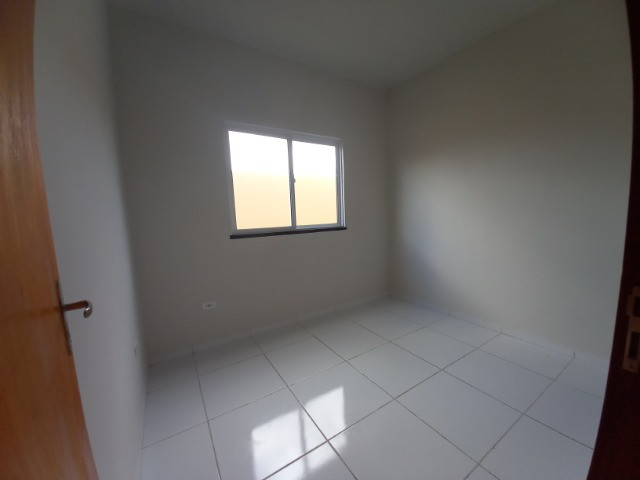 DP casa nova com 2 quartos 2 banheiros com sala 2 ambientes e garagem - Foto 9