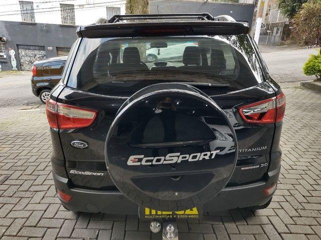 EcoSport Titanium 2.0 flex automática - Foto 2