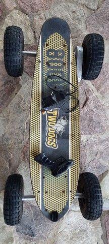 Skate twodogs off-road 800w zap *  - Foto 3
