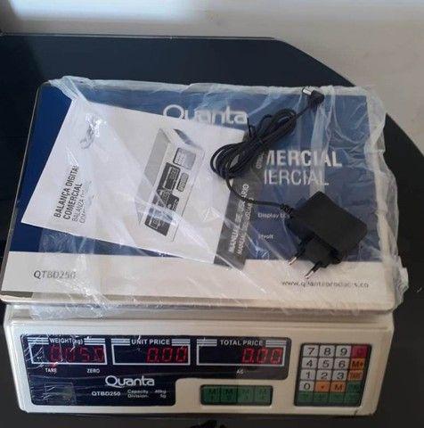 Balança Digital Comercial 40kg Nova na caixa sem uso - Foto 4