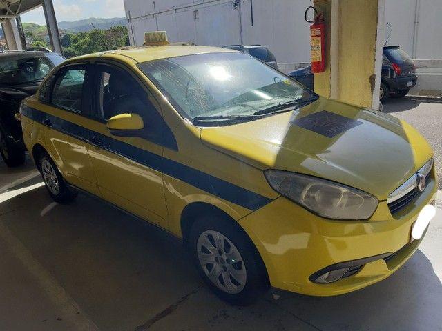 Vendo só a Autonomia do Táxi por R$ 10.000 !! Vendo GRAN SIENA - COM AUTONOMIA DO TAXI! - Foto 11
