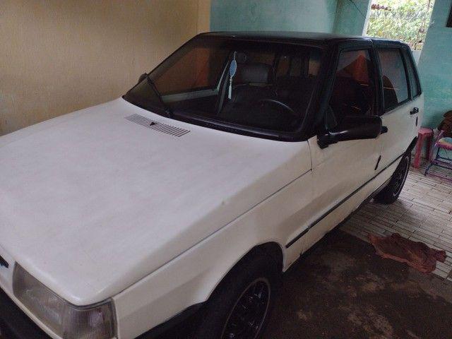 Fiat Uno 98 em bom estado - Foto 4