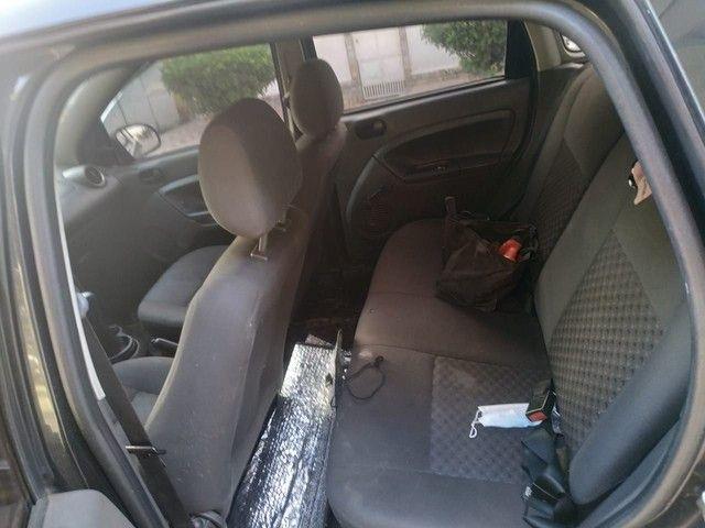 Fiesta Hatch 2005 com GNV doc ok  - Foto 7