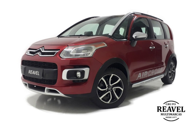Citroen Aircross | 2011-2012 | 1.6 Exclusive 16V Flex 4P Manual