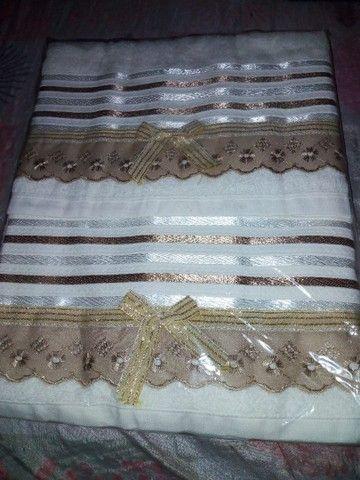 Kit de toalhas ótima qualidade - Foto 2