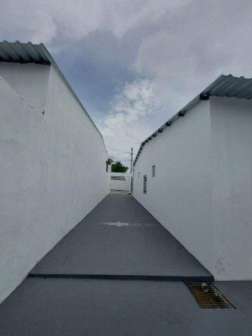 Linda casa, excelente espaço, 9x20, 3 quartos, entrega imediata  - Foto 2