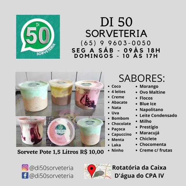 Di 50 Sorveteria - Foto 3