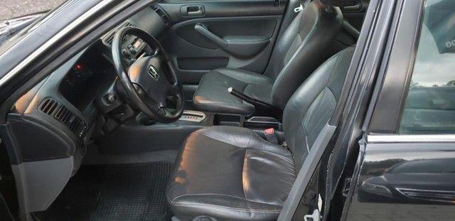 Civic Sedan LX LXL 1.7 16V 115cv Aut. 4p - Foto 7
