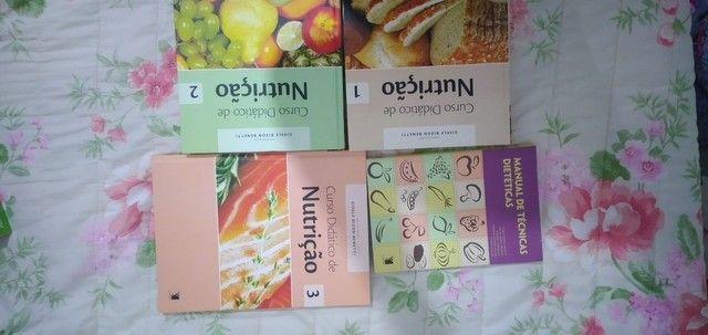 Livros ( Nutrição)