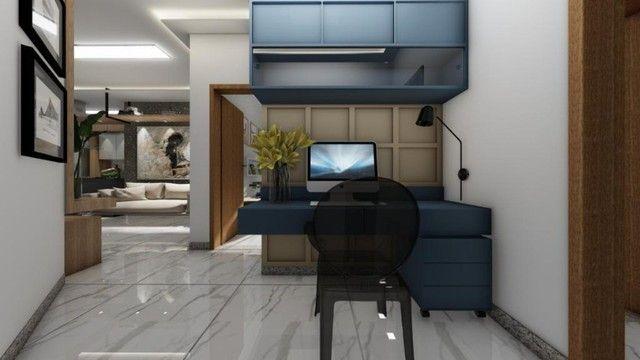 Cob. B. Veneza, 03 quartos suíte, Sac. Gourmet, Elevador 146 m². Valor 480 mil - Foto 4