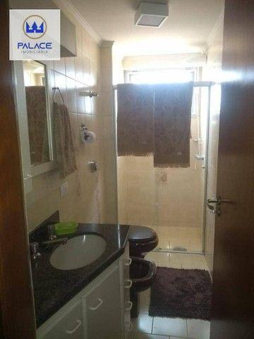Apartamento com 3 dormitórios à venda, 126 m² por R$ 450.000 - Paulista - Piracicaba/SP - Foto 15