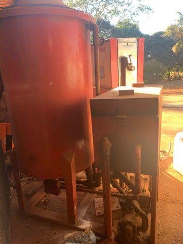 Bomba de óleo diesel - completa - Gilbarco - Filtro e prensa