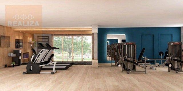 Apartamento com 3 dormitórios à venda, 120 m² por R$ 690.000 - Pedra - Eusébio/CE - Foto 16