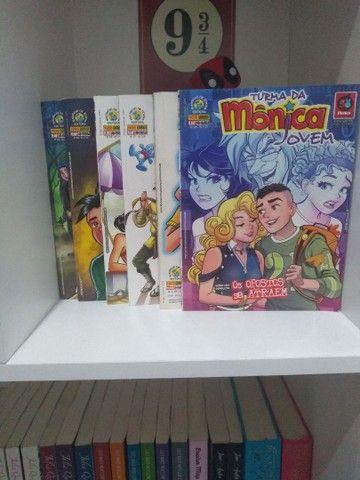 Turma da Mônica jovem coleção alternativa(Volume 9/10, 60, 77, 78, 85 e 86)