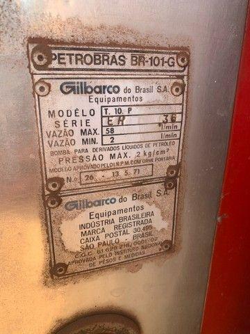Bomba de óleo diesel - completa - Gilbarco - Filtro e prensa - Foto 4