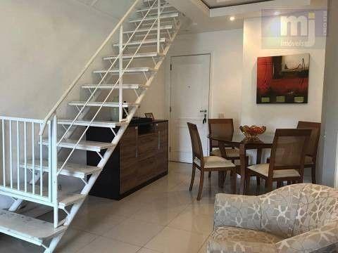Cobertura com 3 quartos à venda, 140 m² por R$ 815.000 - Icaraí - Foto 7