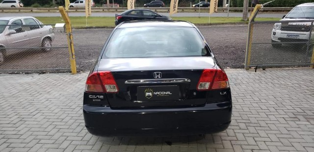 Civic Sedan LX LXL 1.7 16V 115cv Aut. 4p - Foto 5