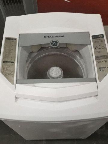 Vendo máquina de lavar Brastemp 7 kg