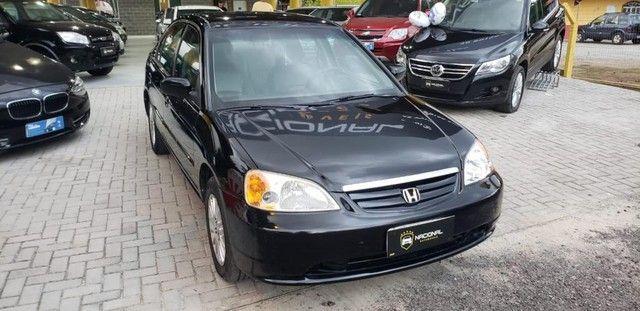 Civic Sedan LX LXL 1.7 16V 115cv Aut. 4p
