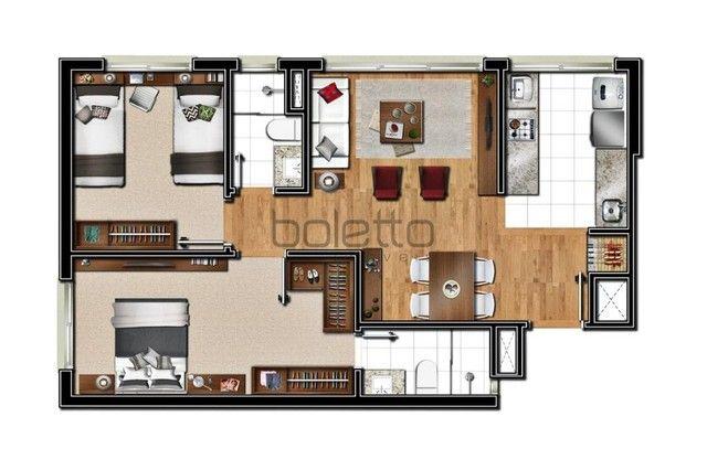 Apartamento à venda com 2 dormitórios em São sebastião, Porto alegre cod:BL1460 - Foto 5
