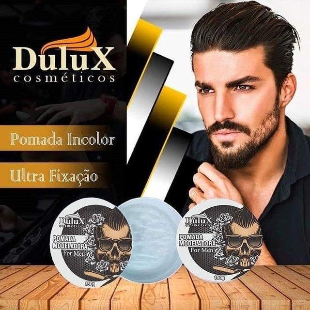 Pomada Modeladora For Men Ultra Fixação Incolor Dulux Cosméticos