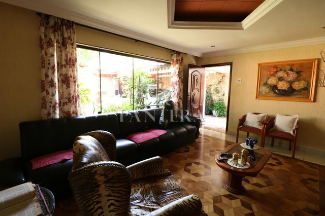 Casa Terrea para aluguel, 4 quartos, 1 suíte, 2 vagas, Parque das Nações - Santo André/SP - Foto 3