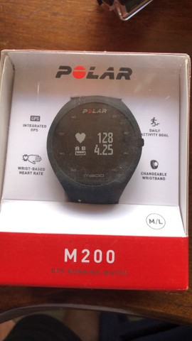Polar M200 - smart watch