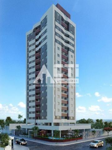 Apartamento residencial à venda, Cidade Universitária, Recife.