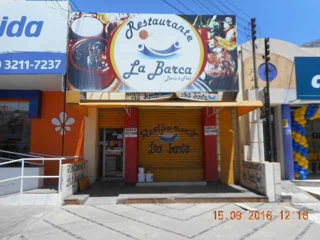 Loja comercial avenida barao de maruim bairro sao jose