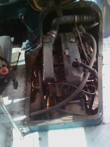 Ônibus td 16/20 ano 96 pneus novos pintado - Foto 6