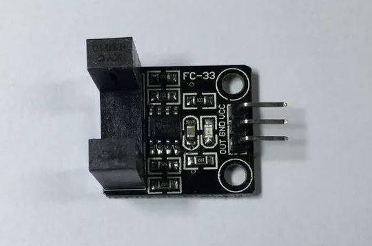 COD-AM120 Módulo Sensor Fotoelétrico Feixe Infravermelho Lm393 H2010 Arduino Automação - Foto 2