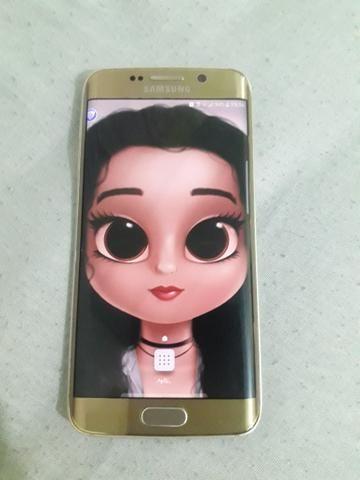 Vendo ou troco celular! Galaxy s6 Egde 32gb