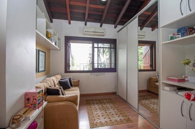Casa de condomínio à venda com 3 dormitórios em Tristeza, Porto alegre cod:7858 - Foto 18