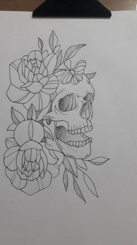 Atelier de Tattoo Black Arte - Foto 2