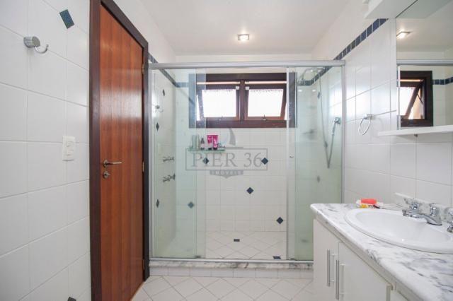 Casa de condomínio à venda com 3 dormitórios em Tristeza, Porto alegre cod:7858 - Foto 17